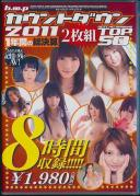 h.m.pカウントダウン2011 総決算8時間 2枚組 BEST HIT RANKING TOP 50