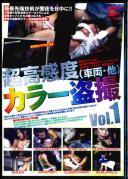超高感度カラー盗撮(車両・他) Vol.1