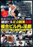 雑居ビル定点観測盗撮 複合ビル内の淫劇 オフィス・個人病院・共同トイレ