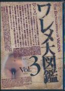ワレメ大図鑑 Vol.3